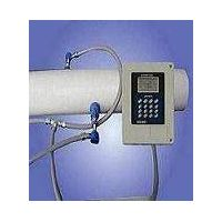 Insertion ultrasonic flowmeter