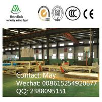 automatic adjustable four sides wood cutting saw thumbnail image