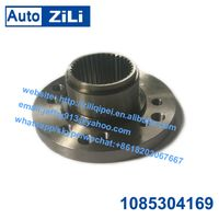 1085304169 QJ805 bus and truck transmission gearbox 45 steel flange spare parts