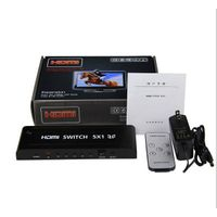 HDMI Switcher 5x1 Support 3D,1080P