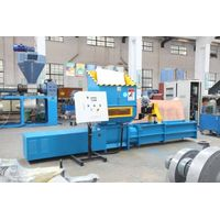 EPS foam cold compactor machine