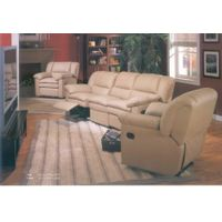 Leather Sofa Recliner Model# S2507