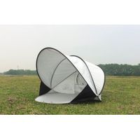 Instant Pop Up Portable Cabana Beach Tent and Sun Shelter