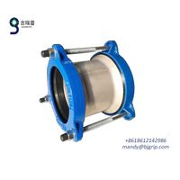 Flexible Multi-Function Pipe Coupling (GRIP-FM)