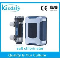 high quality disinfection system swimming pool salt chlorinator with time controller