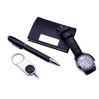 The Hot Sale Business Gift Set-Pen/ Card Holder/ Key Holder/ Watch thumbnail image