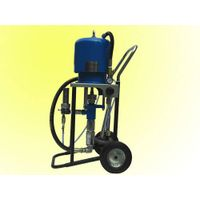 Air-compressor-assisted airless pump (piston) & Airless paint sprayer combo kit thumbnail image