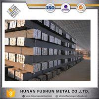 ASTM A29 5155 Hot Rolled Black Surface Spring Steel Flat Bar