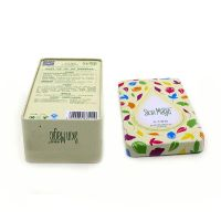 Cosmetic tin can packaging with factory price thumbnail image