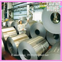 Hot-dipped galvanized steel sheet in coil