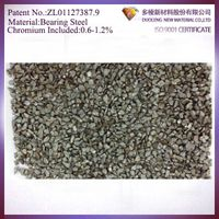 G40 steel grit for sandblasting