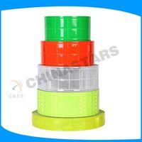 high visibility waterproof pvc reflective tape from China thumbnail image