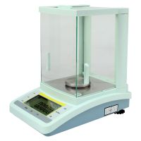 0.1mg magentic analytical scale
