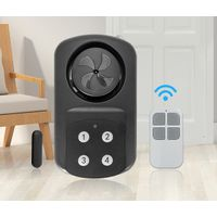 remote control waterproof door alarm/door bell