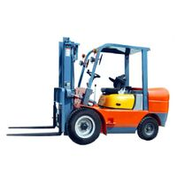 CBCD30 3T Load Capacity Counter Balance Diesel Four Wheel Drive Forklifts