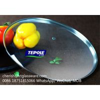 Eco-friendly Tempered Glass Lids Factory thumbnail image
