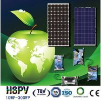 High efficiency photovoltaic panel 100w-300w