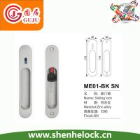 Best seller Euro standard zinc alloy reversible handle and knob mortise gate lock
