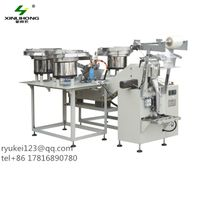 Fully Automatic Screw Packaging Machine