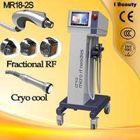 fraction RF microneedle