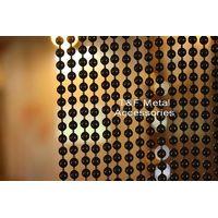 ball chain curtain