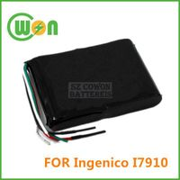 Replacement battery for Ingenico i7910 battery pos terminal for ingenico