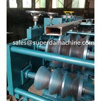 Steel Rectangular Tube Roll Forming Machine
