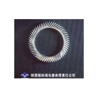 canted coil spring, screw spring contact