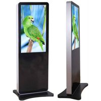 42 inch app design floor standing network digital signage with wifi, 3G