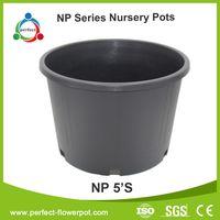 Perfect plastic nursery pots, nursery plant pots, garden flower pots