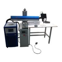Becarve laser welding machine, aluminum welding machine