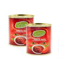 High Quality Easy Open Double Concentrated Tin Tomato Paste 28-30% Brix in Canned