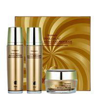 KOREA Snail Galac Skin Care Set Toner Emulsion Cream Eye Cream Sleeping Pack OEM ODM