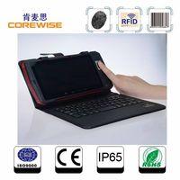 Rugged 3G Android tablet PC with fingerprint sensor, rfid hf reader