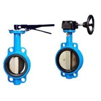 Cast Iron Ductile Iron Wafer Type Butterfly Valve thumbnail image