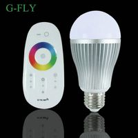 RGBW Warm White LED Blub Long Life Span CE ROHS