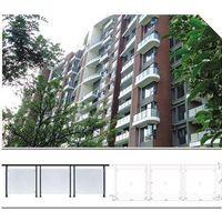 Process aluminum Guardrail/handrail