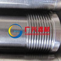 wedge wire filter strainer