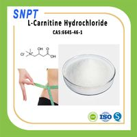 Hot Sale Weight Loss Health Product L-Carnitine HCl, 99% Powder CAS 6645-46-1 with Wholesale