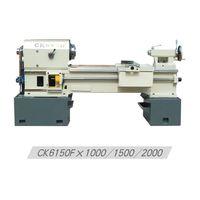 Big wide-bed series lathe/CJ6280QC