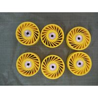 sun roller lead eadge feeding roller vaccum feed roller