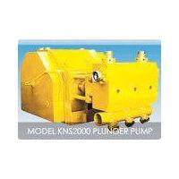 Triplex Plunger Pump (KNS2000)
