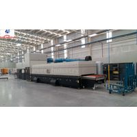 Glass Bending Tempering Furnace for car side glass