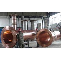 copper crucible liner