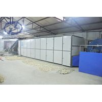 Ginger Belt Dryer for Batch & Continuous Drying Production