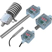 Economic Humidity and Temperature Transmitter (LED Display Type) #THT-S-D-ECO