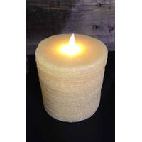 pillar led candle