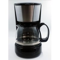 4 cups 0.6L drip coffee maker with high temperature glass