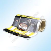 south Africa Chilli biltong stand up bags with zipper with Euro slot and tear notch