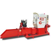 EPS Compactor for Waste Polystyrene Recycling thumbnail image